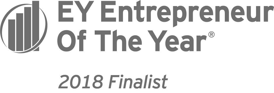 2018 EOY Regional Finalist Logo