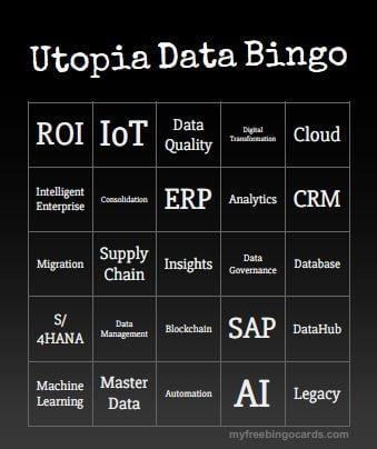 Data Bingo