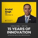 Utopia Global: 15 Years of Innovation Excellence