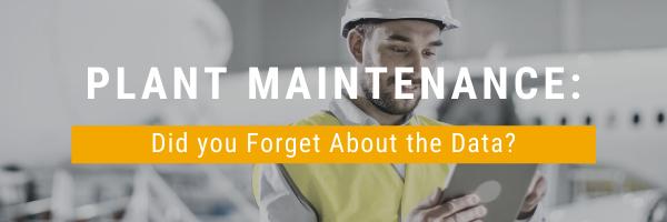 Plant Maintenance_