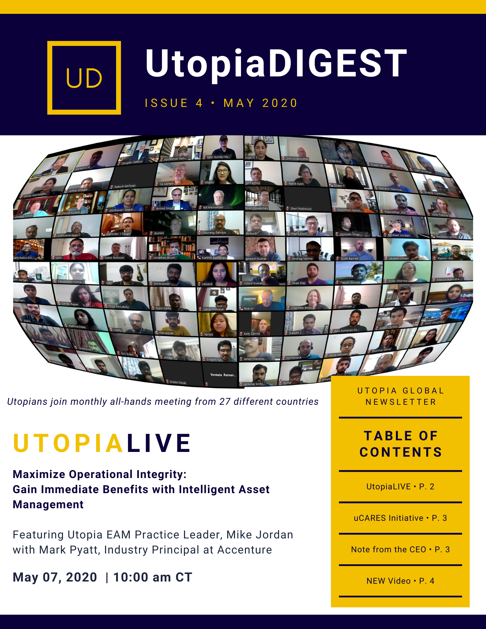Utopia Company Newsletter Issue 4_FINAL