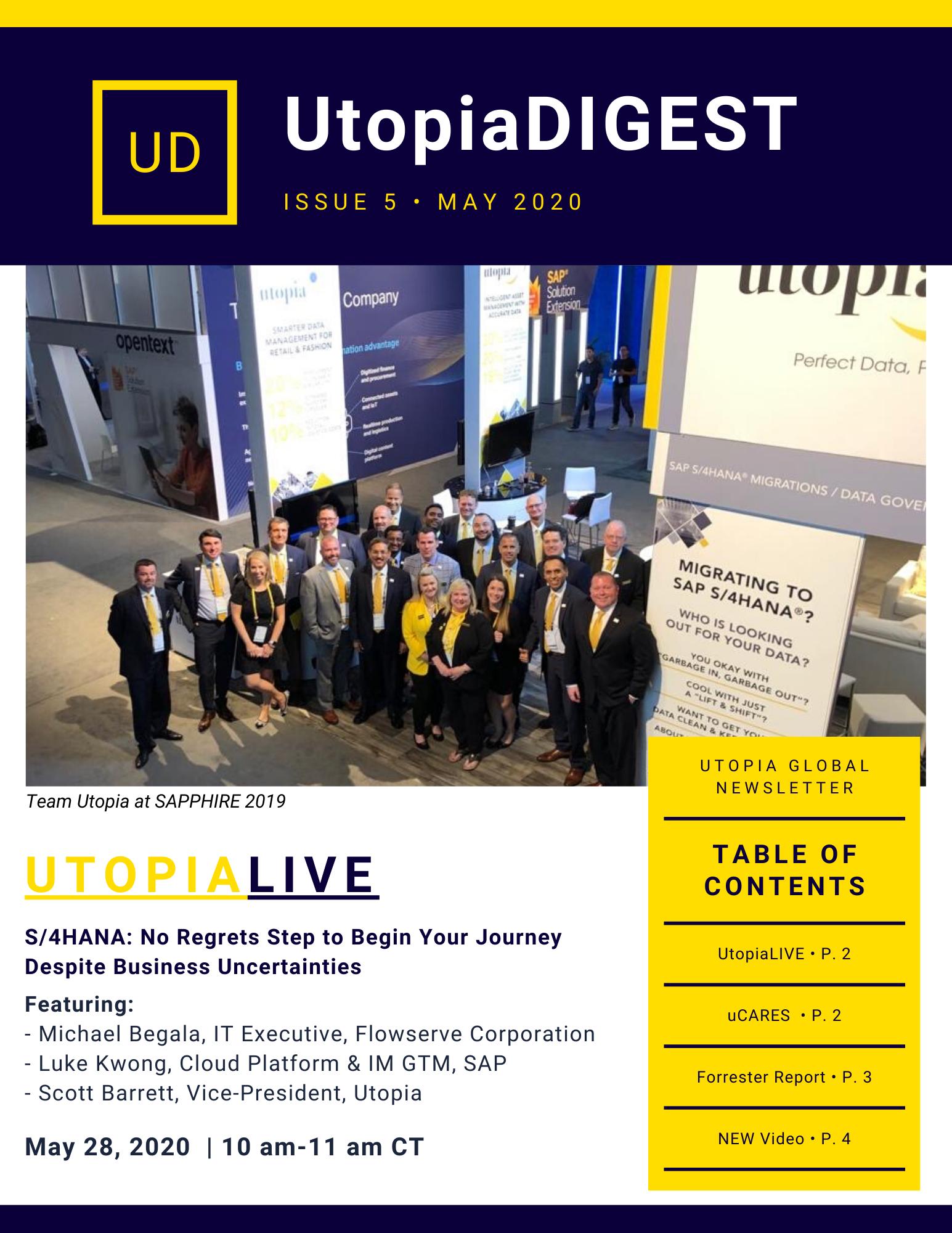 Utopia Newsletter Issue 5_FINAL