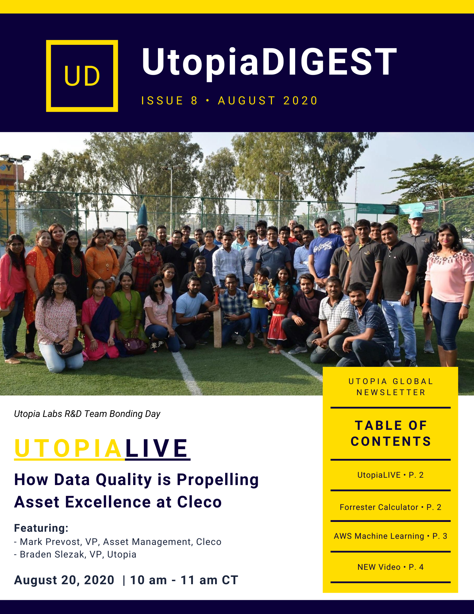 Utopia Newsletter Issue 8_FINAL